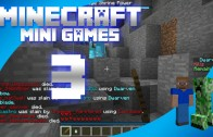 Minecraft Mini Games Episode 3 – Dwarves vs Zombies w/ Shook and Tonic