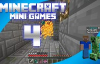 Minecraft Mini Games Episode 4 – Ghost Craft w/ SpairTyme and Tonic