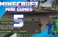Minecraft Mini Games Episode 5 – Survival Games