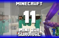 Minecraft – Mini Jar Survival Map – Episode 11: The Last Achievement