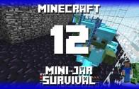 Minecraft – Mini Jar Survival Map – Episode 12: Diamond Zombies