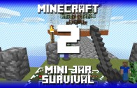 Minecraft – Mini Jar Survival Map – Episode 2: Pushing Babies