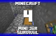 Minecraft – Mini Jar Survival Map – Episode 4: Automatic Skeleton Farm