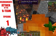 Minecraft ObsidianGate Attack of the B-Team Modpack: Episode 1 – Left Behind