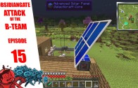 Minecraft ObsidianGate Attack of the B-Team Modpack: Episode 15 – With the Power of the Sun