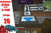 Minecraft ObsidianGate Attack of the B-Team Modpack: Episode 26 – Emeralds!