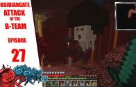 Minecraft ObsidianGate Attack of the B-Team Modpack: Episode 27 – Preperations