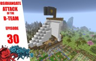 Minecraft ObsidianGate Attack of the B-Team Modpack: Episode 30 – Halloween Special!