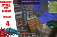 Minecraft ObsidianGate Attack of the B-Team Modpack: Episode 4 – How to get Infinite Power