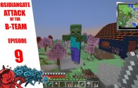 Minecraft ObsidianGate Attack of the B-Team Modpack: Episode 9 – Trying to get Things to Work