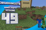 Minecraft ObsidianGate Server (Ender Dragon Run): Episode 49 – The Ender Bunker