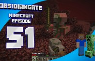 Minecraft ObsidianGate Server (Ender Dragon Run): Episode 51 – The Nether Fortress