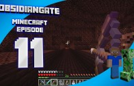 Minecraft ObsidianGate Server: Episode 11 – Clearing out the Nether Fortress