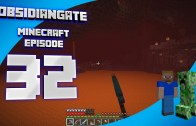 Minecraft ObsidianGate Server: Episode 32 – Gathering Nether Stuff
