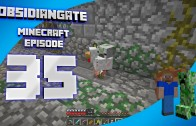Minecraft ObsidianGate Server: Episode 35 – New Enchants