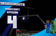 Minecraft ObsidianGate Server: Episode 4 – What Big Feet You Have
