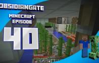 Minecraft ObsidianGate Server: Episode 40 – The Ender Cane Farm