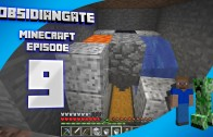 Minecraft ObsidianGate Server: Episode 9 – Mob Tower and Cobblestone Generator