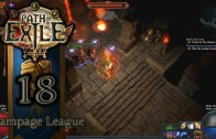 Path of Exile: Forsaken Masters (Rampage League) – Episode 18: Through Sacred Ground