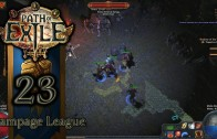 Path of Exile: Forsaken Masters (Rampage League) – Episode 23: Travel to The Caverns