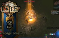 Path of Exile: Forsaken Masters (Rampage League) – Episode 3: A Dirty Job