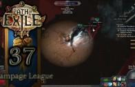 Path of Exile: Forsaken Masters (Rampage League) – Episode 37: Fiery Dust