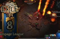 Path of Exile: Forsaken Masters (Rampage League) – Episode 8: The Caged Brute