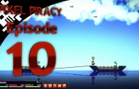 Pixel Piracy Episode 10: The Adventures of Captain Blue Toes and Captain Small Hands