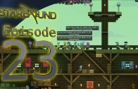 Starbound Episode 23: Pirates and Guns