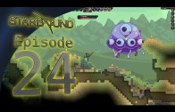 Starbound Episode 24: The Jelly Monster