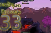 Starbound Episode 33: The Volcanic Planet