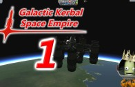 The Galactic Kerbal Space Empire Episode 1: The Start of an Empire