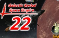 The Galactic Kerbal Space Empire Episode 22: Coming Home