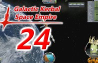 The Galactic Kerbal Space Empire Episode 24: Playing with Biomass