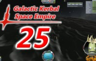 The Galactic Kerbal Space Empire Episode 25: It's Raining Rovers on the Mun