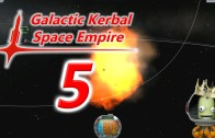 The Galactic Kerbal Space Empire Episode 5: So Much Science! (Part 2)