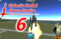 The Galactic Kerbal Space Empire Episode 6: Plants in Space!