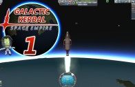 The Galactic Kerbal Space Empire (Let's Play | Gameplay) Episode 1: Trying to be Beta than Ever