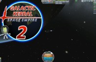The Galactic Kerbal Space Empire (Let's Play | Gameplay) Episode 2: Nothing But Orbit
