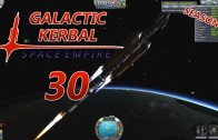 The Galactic Kerbal Space Empire Season 2 Episode 30: The Very Heavy and Expensive Lab