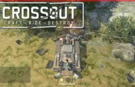 Crossout Closed Beta (Let's Play | Gameplay) Episode 5: The Auger Tank Destroyer