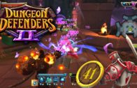 Dungeon Defenders 2 (Let's Play | Gameplay) Season 2 Ep 41: The Unholy Catacombs
