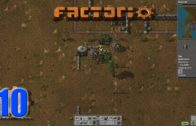 Factorio (Let's Play | Gameplay) Episode 10 – Producing Modules and Playing with Beacons
