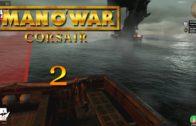 Man O' War: Corsair (Let's Play | Gameplay) Episode 2: Defeating The Ork Hulk