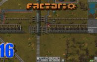 Factorio (Let's Play | Gameplay) Episode 16 – Building A New Train Station