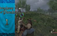 Let' Play Mount and Blade Warband Prophesy of Pendor Episode 1: Bear Axeman on Roids
