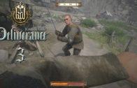 Let's Play Kingdom Come Deliverance Episode 3: The Cuman Encampment – [Gameplay]