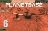 Let's Play Planetbase Episode 6: Building Out – Planetbase Gameplay