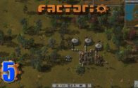 Factorio (Let's Play | Gameplay) Episode 5 – Oil Refinery and Driving Fail