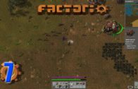 Factorio (Let's Play | Gameplay) Episode 7 – Modular Armor and Alien Artifacts